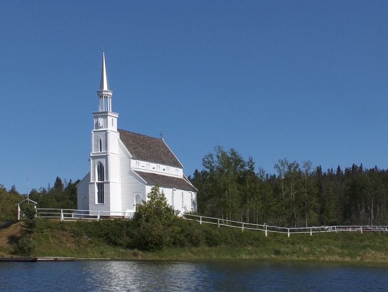 Holy Trinity Anglican Church Provincial Historic Site
